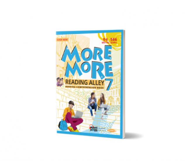Kurmay ELT NEW More&More English 7 Reading Alley