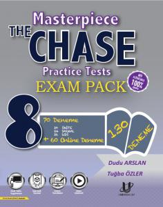 Unıversal The Chase 8 Exam Pack Masterpiece Practice Tests