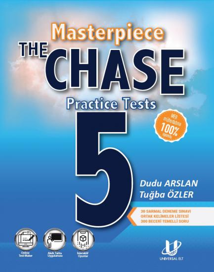 Unıversal The Chase 5 Masterpiece Practice Tests