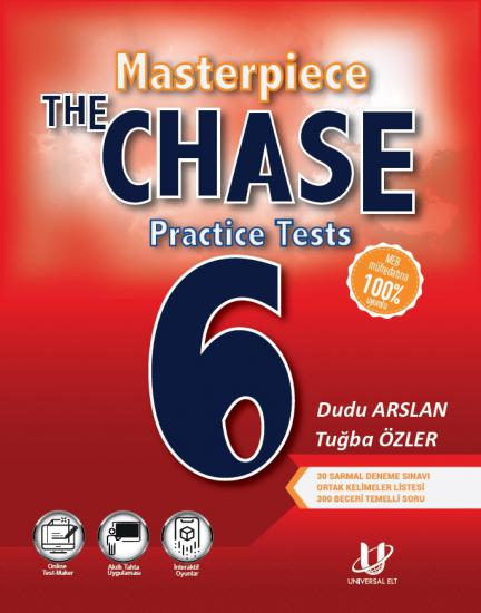 Unıversal The Chase 6 Masterpiece Practice Tests