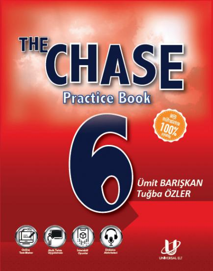 Unıversal The Chase 6 Practice Book