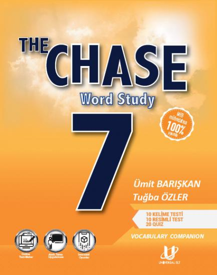 Unıversal The Chase 7 Word Study