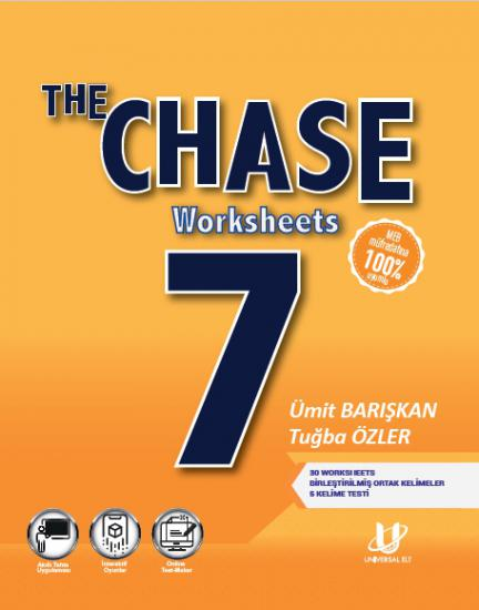 Unıversal The Chase 7 Worksheets