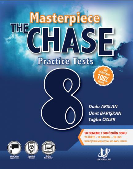 unıversal The Chase 8 Masterpiece Practice Tests