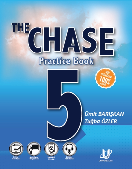 Unıversal The Chase 5 Practice Book