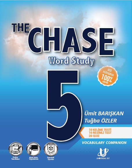 Unıversal The Chase 5 Word Study