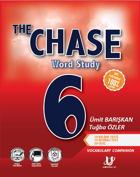 Unıversal The Chase 6 Word Study