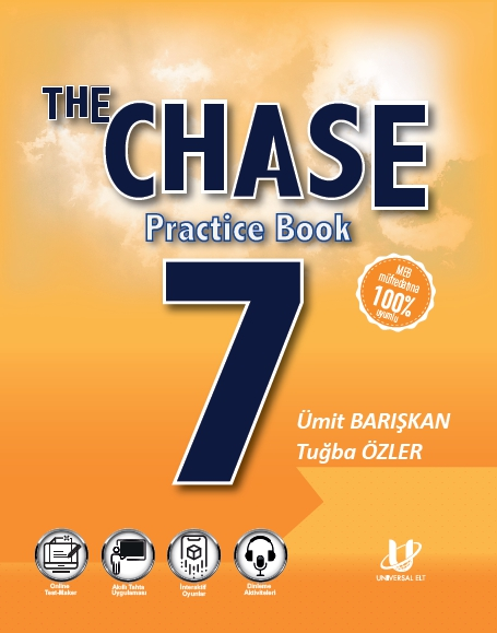 Unıversal The Chase 7 Practice Book